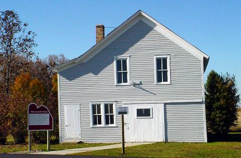 Blacksmith shop_town hall photo
